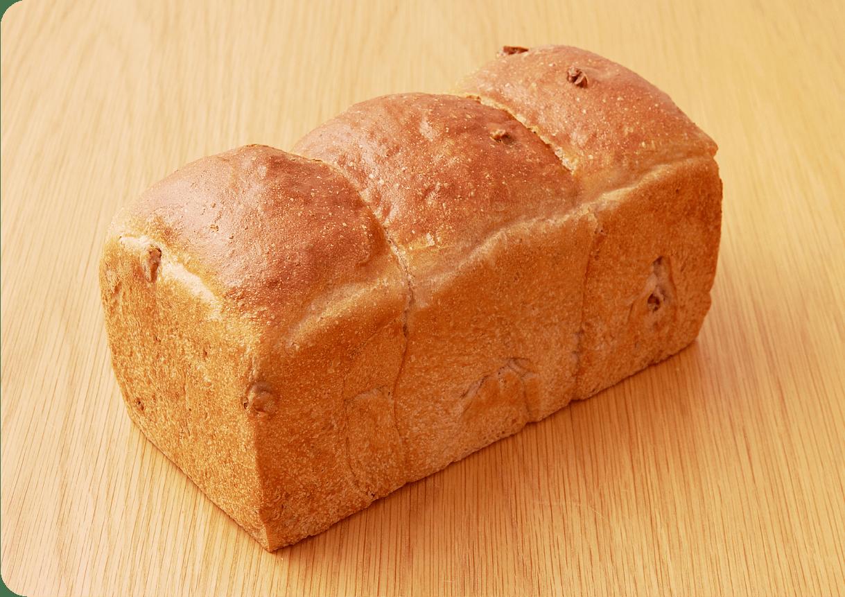 くるみきな粉食パン
