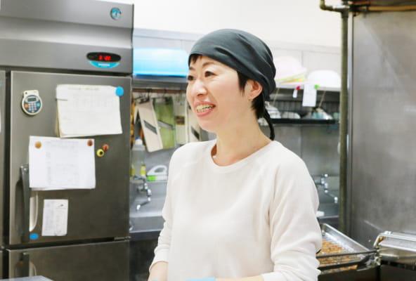 レストラン事業部マネージャー